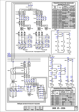 принципиальная схема атс
