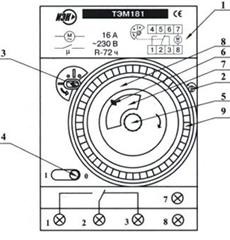 Тм-181 инструкция
